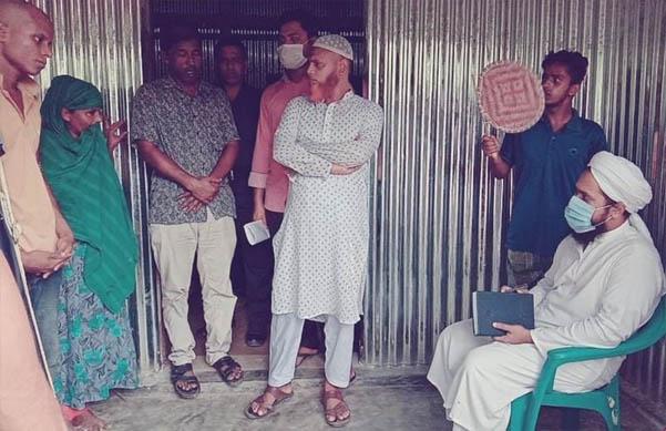 নেশার টাকার জন্য কটিয়াদীতে মাকে অত্যাচার: যুবকের কারাদন্ড